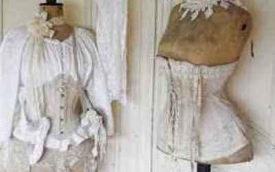 Decora con Maniquíes Shabby&Vintage