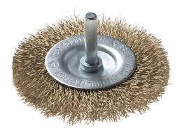 cepillo circular latón grande