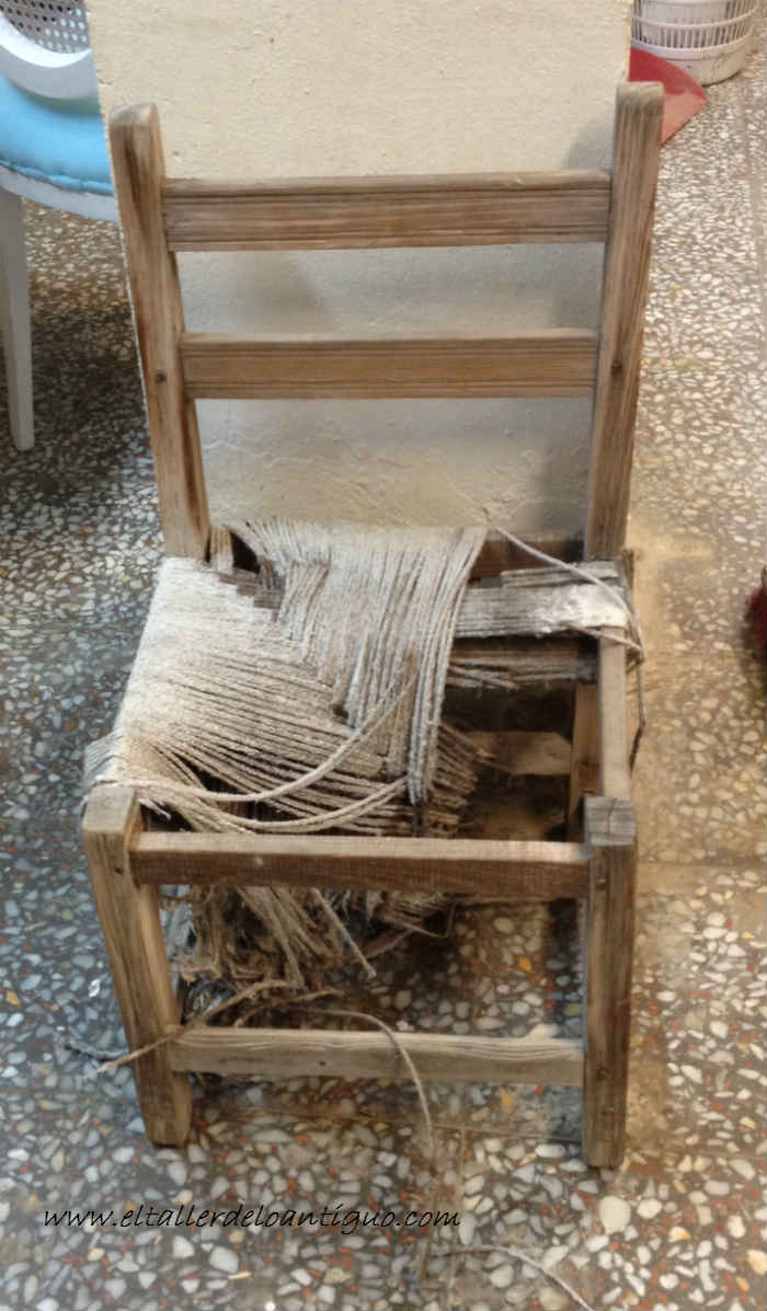 Como tapizar una silla con respaldo paso a paso with como tapizar una silla con respaldo paso a - Como tapizar una silla con respaldo ...
