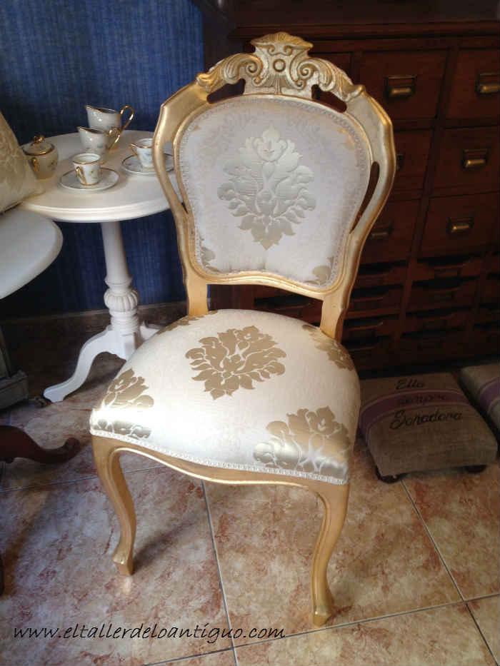 9-doramos-una-silla-con-papel-de-oro