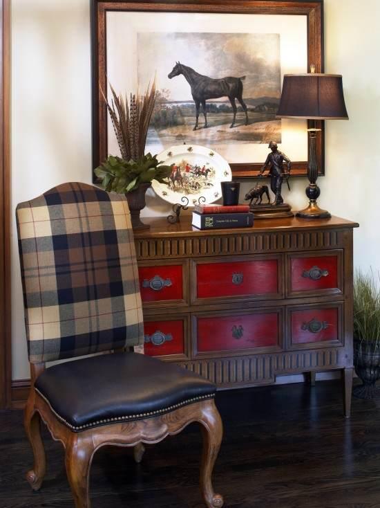 Pintar muebles de rojo toscana el taller de lo antiguo - Muebles naturales para pintar ...