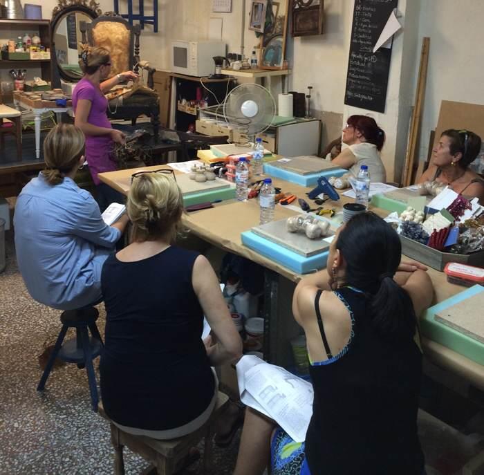 Momentos taller de tapicer a el taller de lo antiguo - El taller de lo antiguo ...