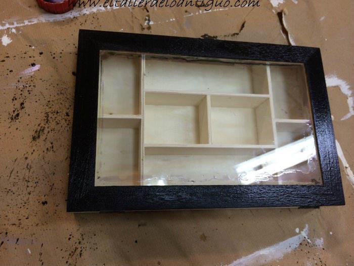 Como ebonizar la madera