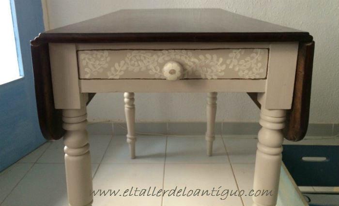 13-pintar-una-mesa-de-caoba-con-elegancia