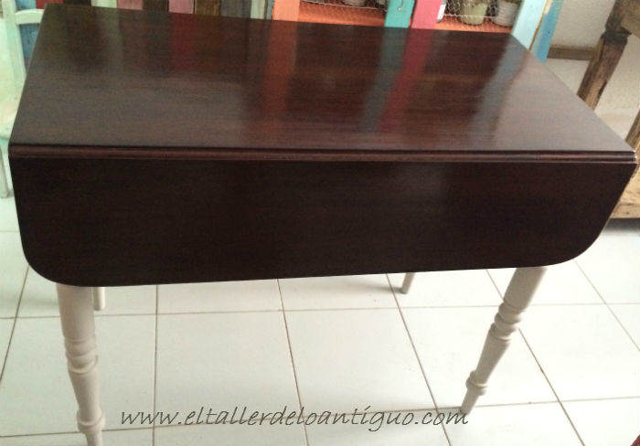16-pintar-una-mesa-de-caoba-con-elegancia