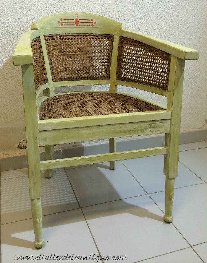 21-shabby-chic-pintar-sillones-de-colores