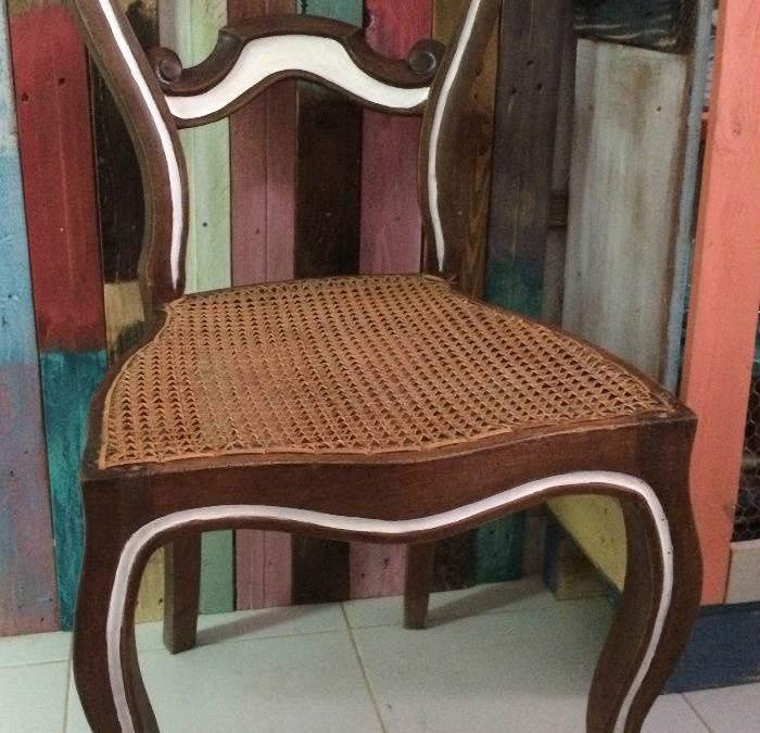 Una silla de Claqué
