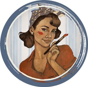 Mary Paint Esmalte para Muebles