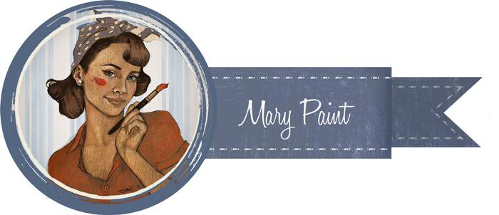 Logo Mary Paint 700x700