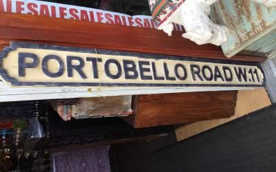 Mercadillo de Portobello Road