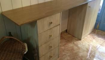 5 pasos para pintar muebles de melamina - **El Taller de lo Antiguo
