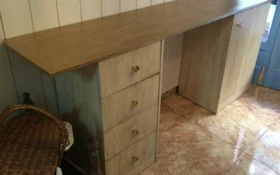 Como pintar muebles de melamina