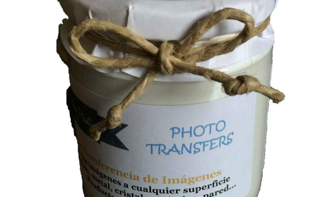 Producto para transferir imágenes.