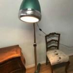 De secador profesional a lampara vintage