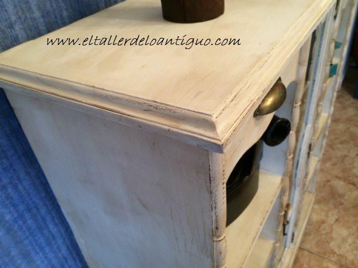 3-Pintar-mueble-rustico-en-blanco