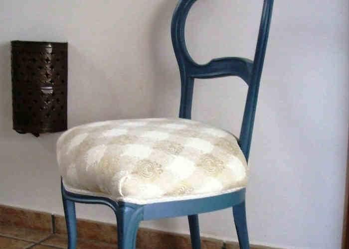Pintar sillas archives el taller de lo antiguo - Sillas para pintar ...