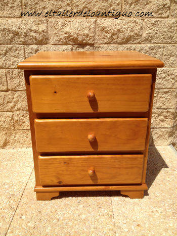 Como pintar un mueble lacado en otro color como pintar - Pintar mueble lacado ...
