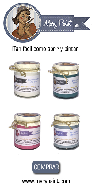 Comprar pinturas Mary Paint