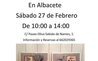 Taller de Transfers en Albacete curso de transferencia de imágenes