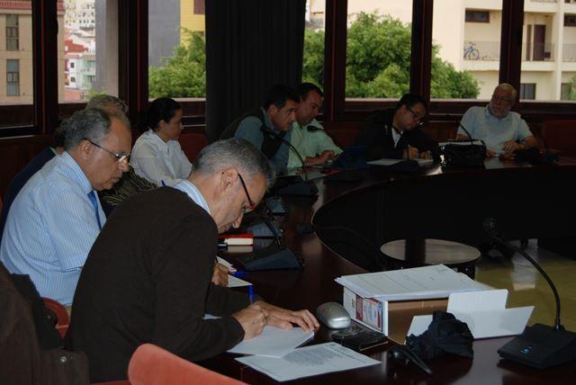 Reunión del Consejo Insular de Aguas de La Gomera