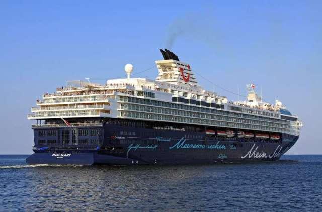 El buque Mein Schiff