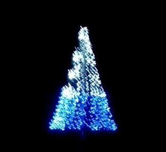 Alumbrado navideño de Hermigua 2013