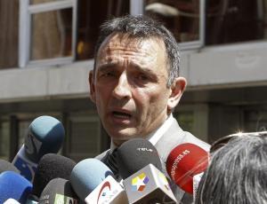 Enrique Santiago, abogado de IU en el Caso Bárcenas