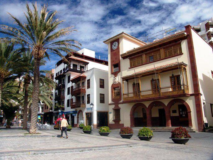 Ayuntamiento de San Sebastian de La Gomera