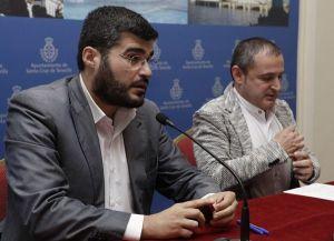 Perez Ventura (IU) y Jose M. Corales (XTF)