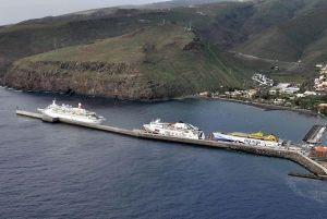 Puerto de San Sebastian de La Gomera