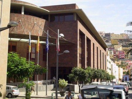 Sede del Cabildo de La Gomera