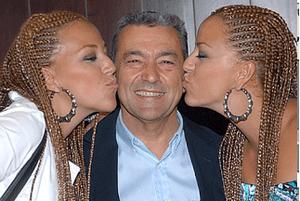 Paulino Rivero, con el mundo de la cultura canaria