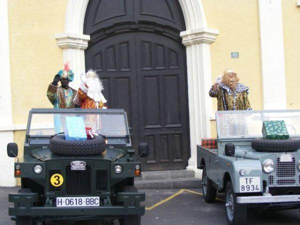 Cabalagata de Reyes, Foto de archivo de Gomeraactualidad.com