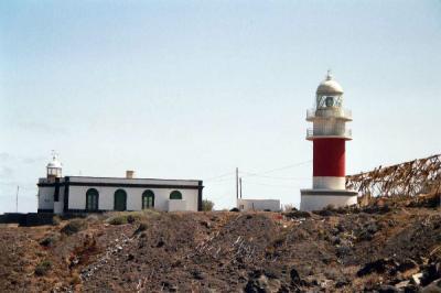 Faro de San Cristobal. Isla de la Gomera