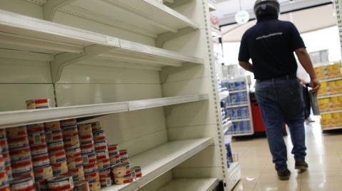 Venezuela se queda sin pan y hay colas interminables por la escasez de harina - Foto:lainformacion.com