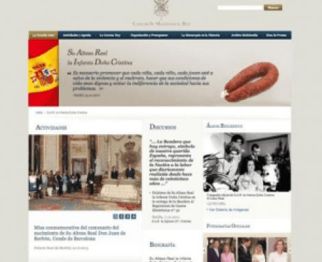 Captura-de-pantalla web casa real