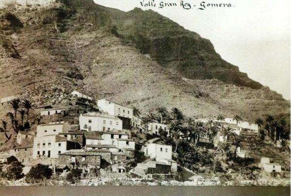 La Calera, Valle Gran Rey