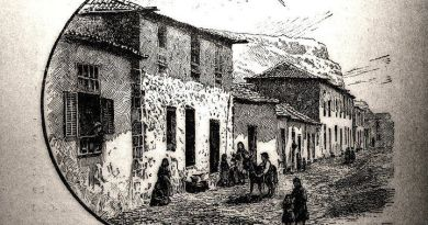 Relatos de viajeros: el inglés John Whitford visita San Sebastián de La Gomera (1890)