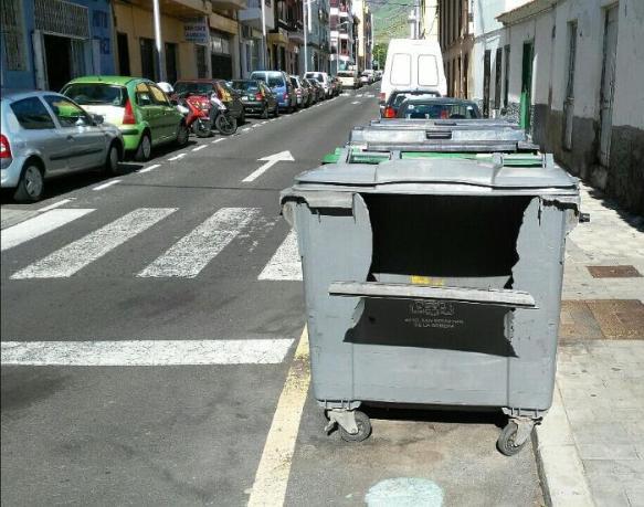 Recogida residuos electronicos donostia
