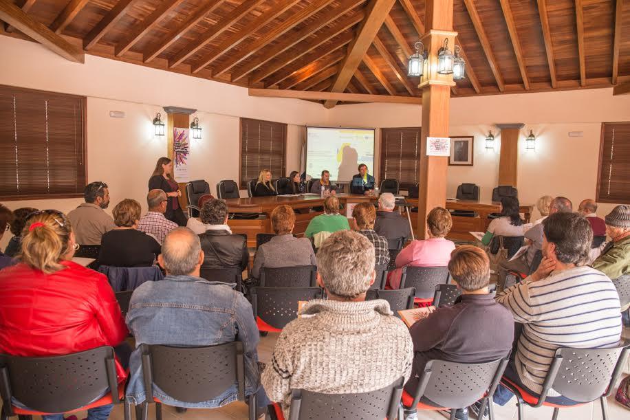 La Asociación De Artesanos De La Gomera Tacalcuse Invita A Acudir A