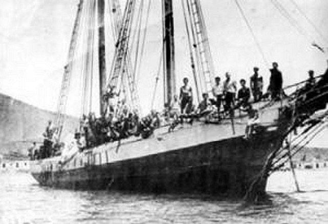 emigracion canaria a venezuela los barcos fantasmas