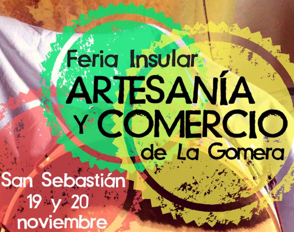 La feria insular de artesan a y comercio de san sebastian for Feria de artesanias 2016