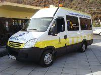 La principal empresa de ambulancias de Canarias renuncia al concurso por la precariedad del presupuesto