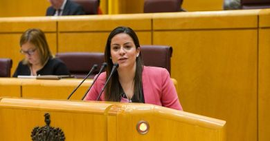 Yaiza Castilla aboga por impulsar medidas para facilitar el acceso a la educación del alumnado sordo signante