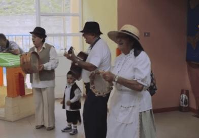 La guardería de San Sebastián de La Gomera celebra el Día de Canarias