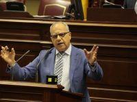 Curbelo pide desterrar la confrontación para luchar por los derechos de los canarios en los PGE
