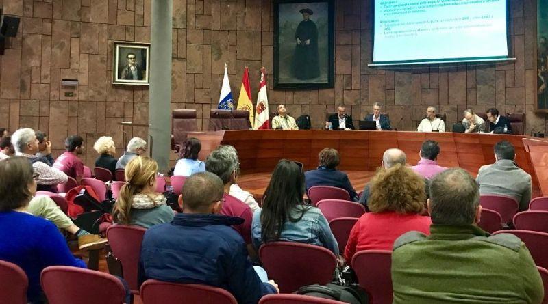 Presentado el Plan de Prevención Social de Incendios para La Gomera
