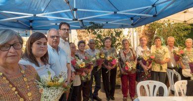 Doscientos cincuenta vecinos participan en el primer encuentro del mayor de San Sebastián