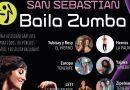 San Sebastián acoge este sábado una gran Máster Class de Zumba
