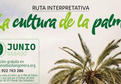 """El Ayuntamiento de San Sebastián de La Gomera propone una ruta para conocer """"la cultura de la Palma"""""""